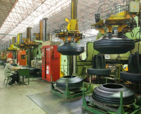 Hanksugi Commercial Tires Factory
