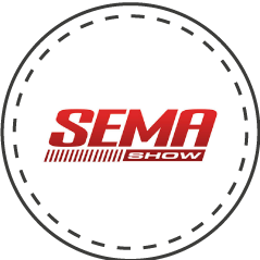 Sema Show, Las vegas, Nevada; Tyre Expo