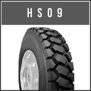 HS09 Hanksugi Japan Best tires for Truck & Bus