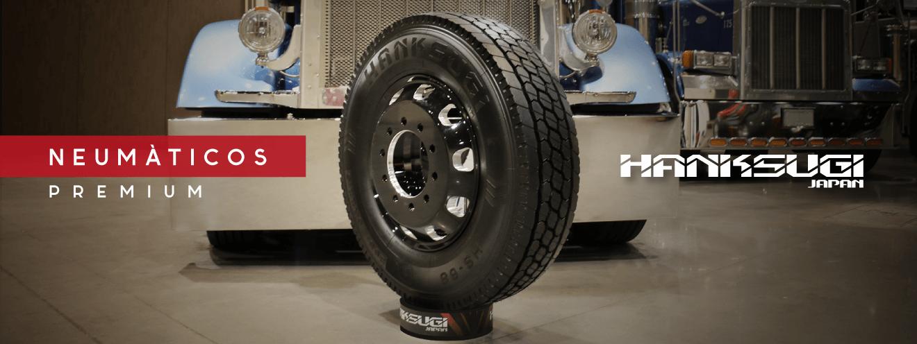 Hanksugi-Neumáticos